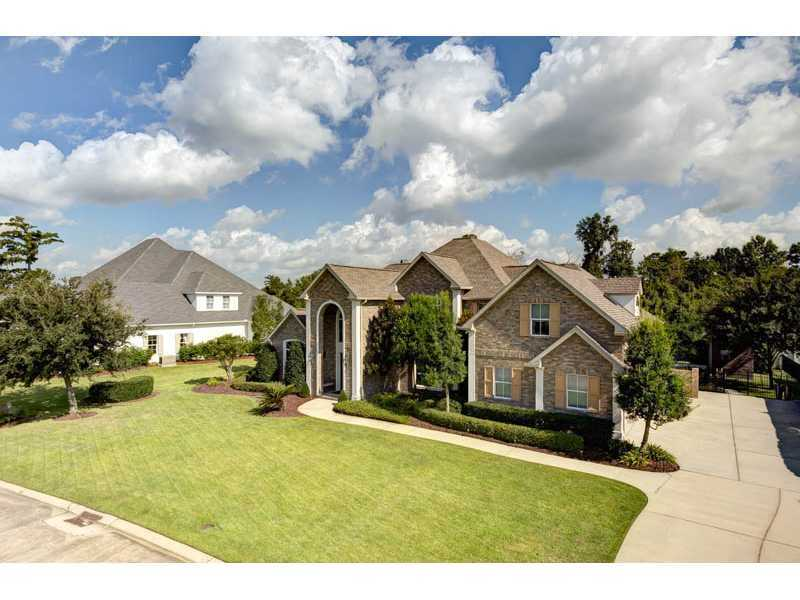 Gardner Realtors shows this fabulous custom-built home in the English Turn subdivision, which is listed at $785,000. For more information contact them by email at info@gardnerrealtors.com or by phone: 800-566-7801.
