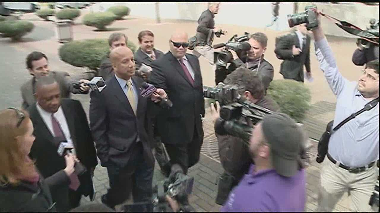 Former New Orleans Mayor Ray Nagin has asked a federal judge to throw out his indictment on bribery charges, saying the case has been tainted by prosecutorial misconduct.