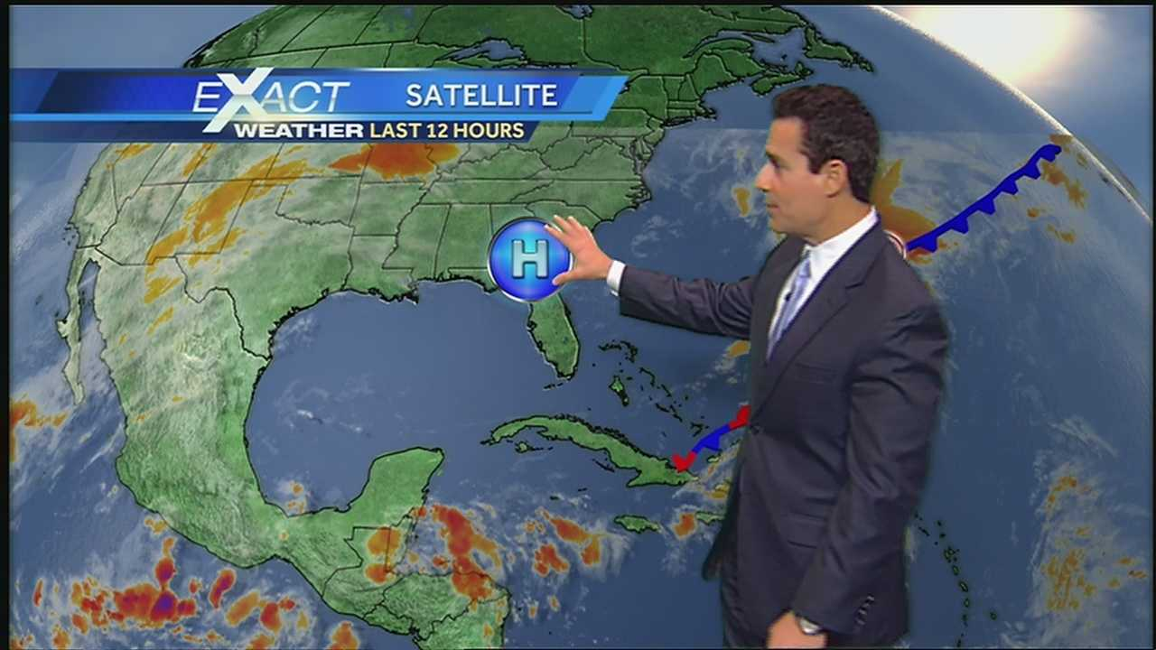 October 29 Tropical Weather Update