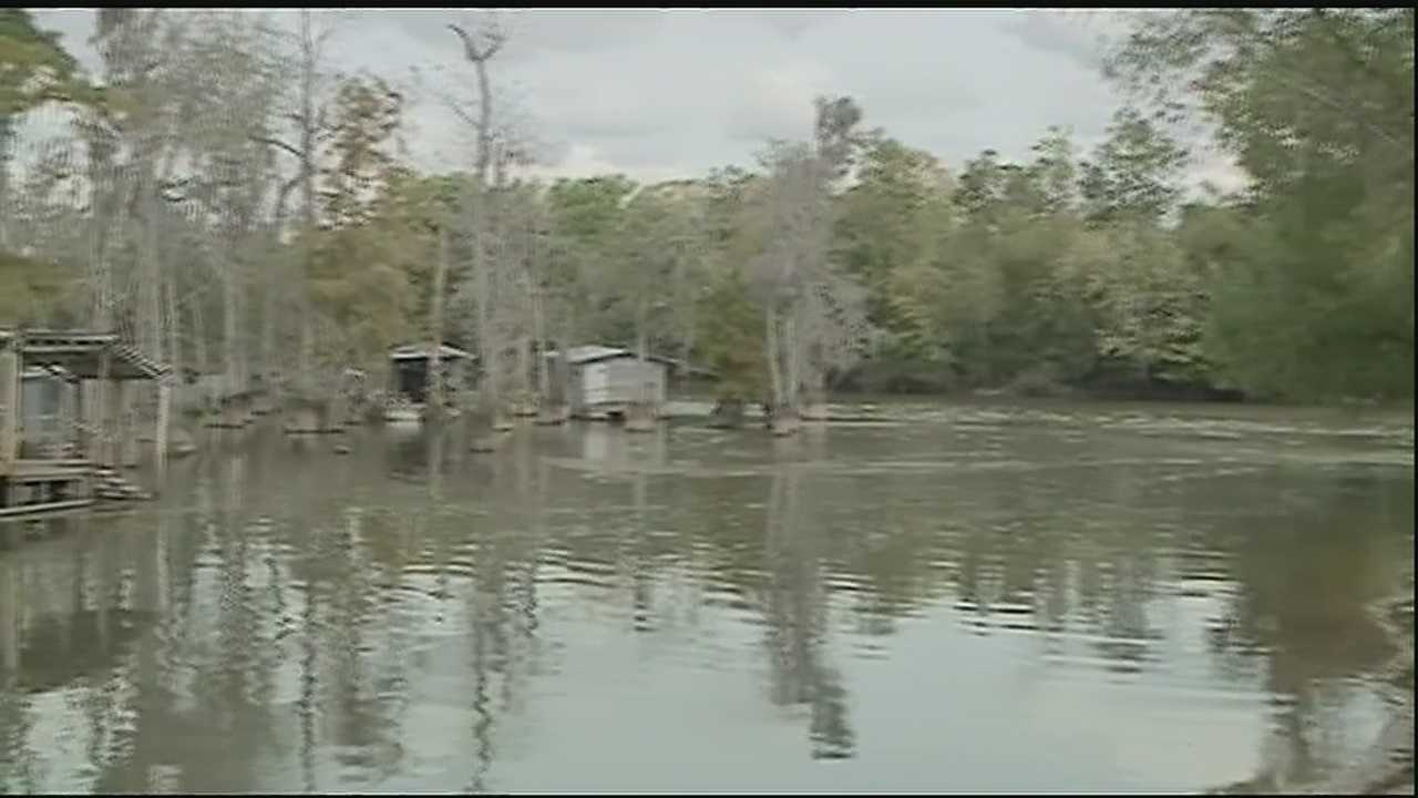 People along the Pearl River would like to know what the effects of the potential development.