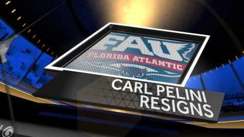 Carl Pelini resigns