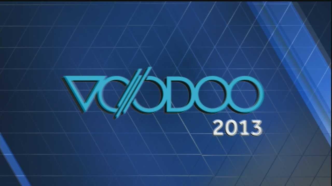 2013 Voodoo Festival Kicks Off