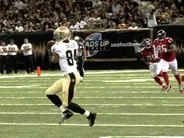 Saints passing offense versus Jets passing defense:Drew Brees just continues to amaze. His 19 passing touchdowns is second behind the incomparable Peyton Manning's 29. But maybe more importantly, he's limited the mistakes with just one pick in his last four games. New Orleans has been nothing short of a juggernaut through the air, and the emergence of rookie Kenny Stills in the past two weeks has made a great offense even greater.But Brees wasn't the only signal caller to throw for five touchdowns last week. The Jets' opponent, Andy Dalton, also did it, and he added 325 passing yards. That could be bad news for the green and white.New York ranks in the bottom third in the league versus the pass and has tied for the league low with just three picks. With 25 sacks, they can get after the QB, but New Orleans did a nice job offsetting their disadvantage up front with well-designed screens last week, and I'd expect much of the same.Advantage: Saints