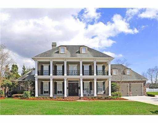 Gardner Realtors shows this custom built plantation-style home in Belle Chasse, which is listed at $649,900. For more information contact them by email at info@gardnerrealtors.com or by phone: 800-566-7801.
