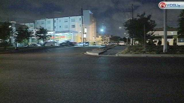 """Some call a stretch of Claiborne Avenue a """"death trap"""" because streetlights aren't working"""