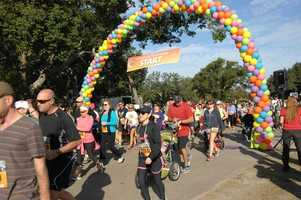 The Crescent City Fall Classic was held Saturday.