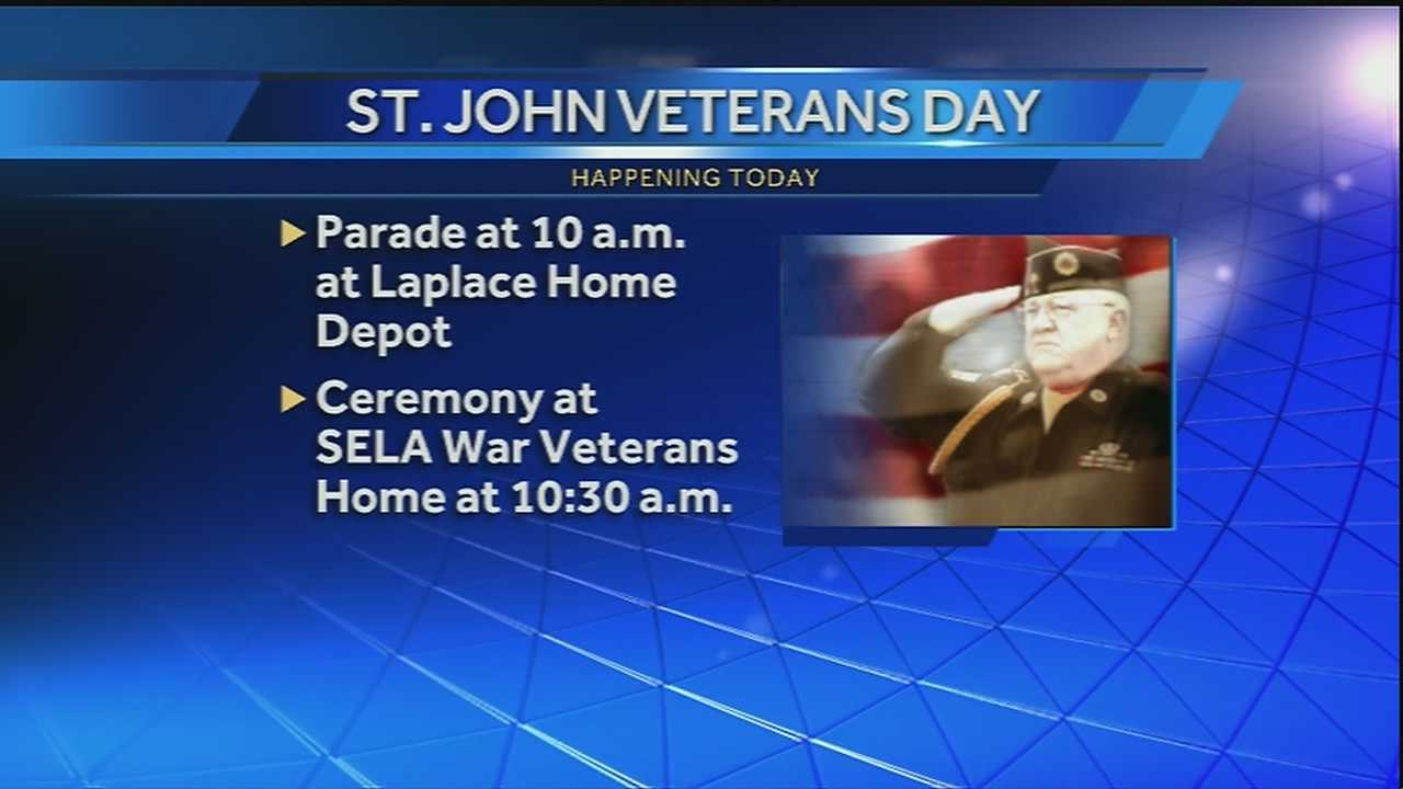 Veterans Day Ceremonies and Events