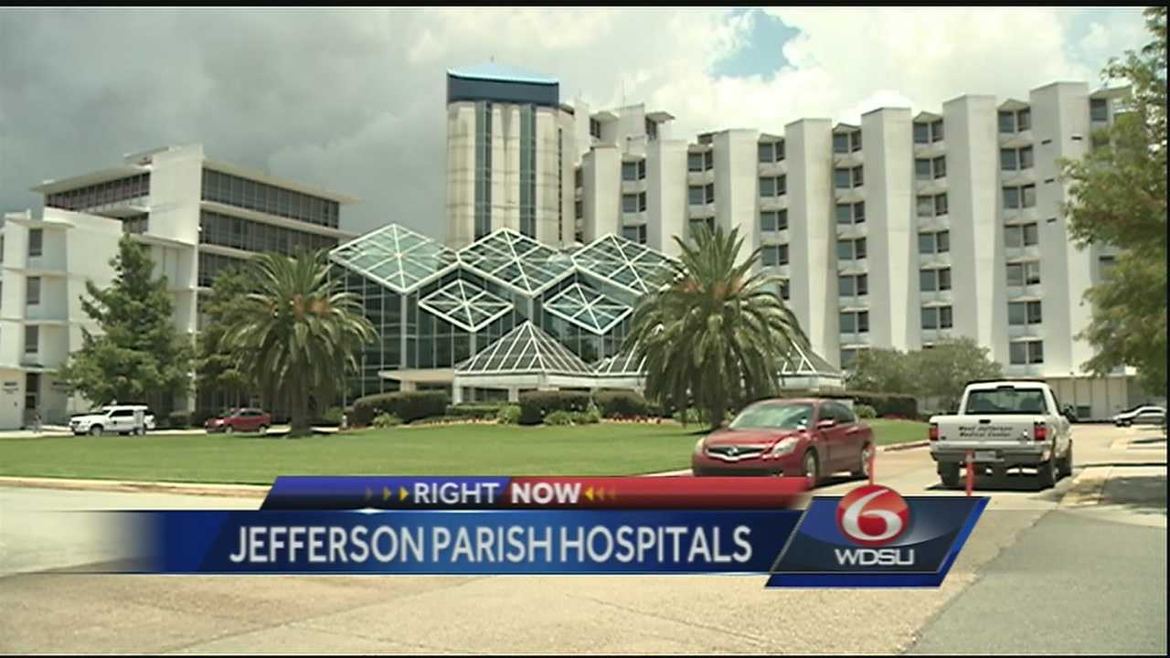 Residents in Jefferson Parish weigh in on future hospital manager.