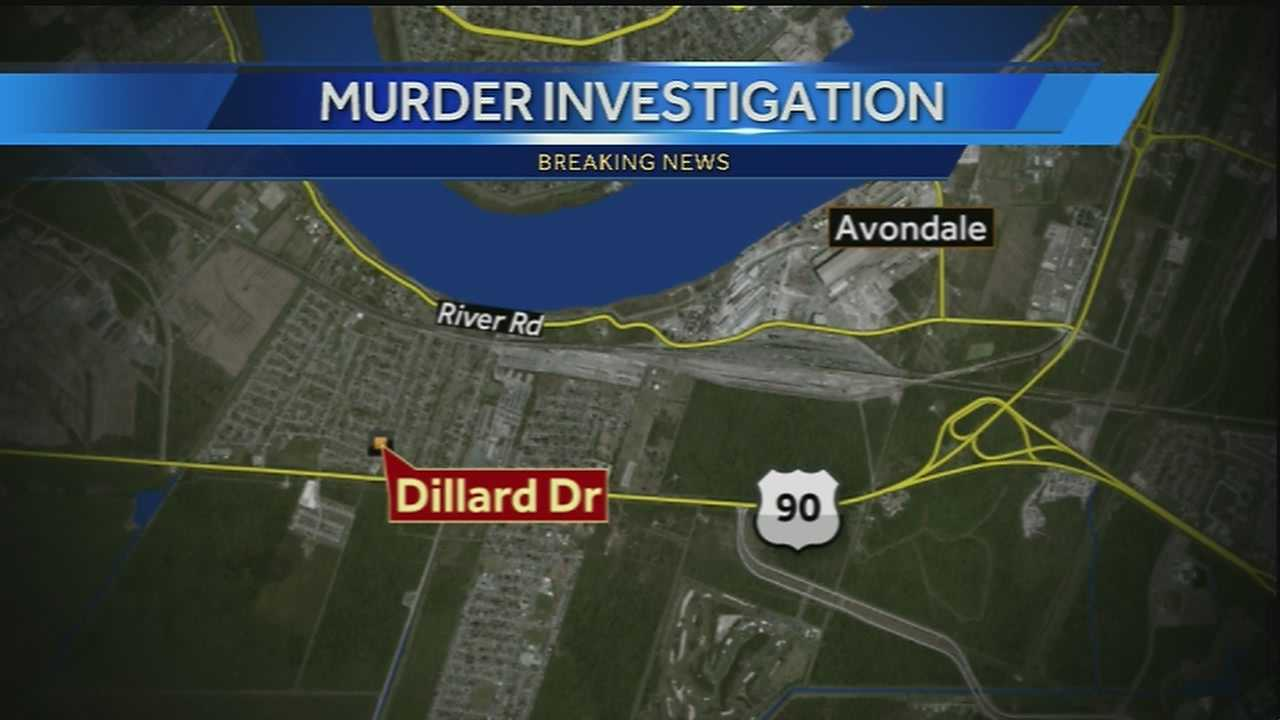 Authorities in Jefferson Parish are investigating a killing that happened in Avondale on Wednesday night.