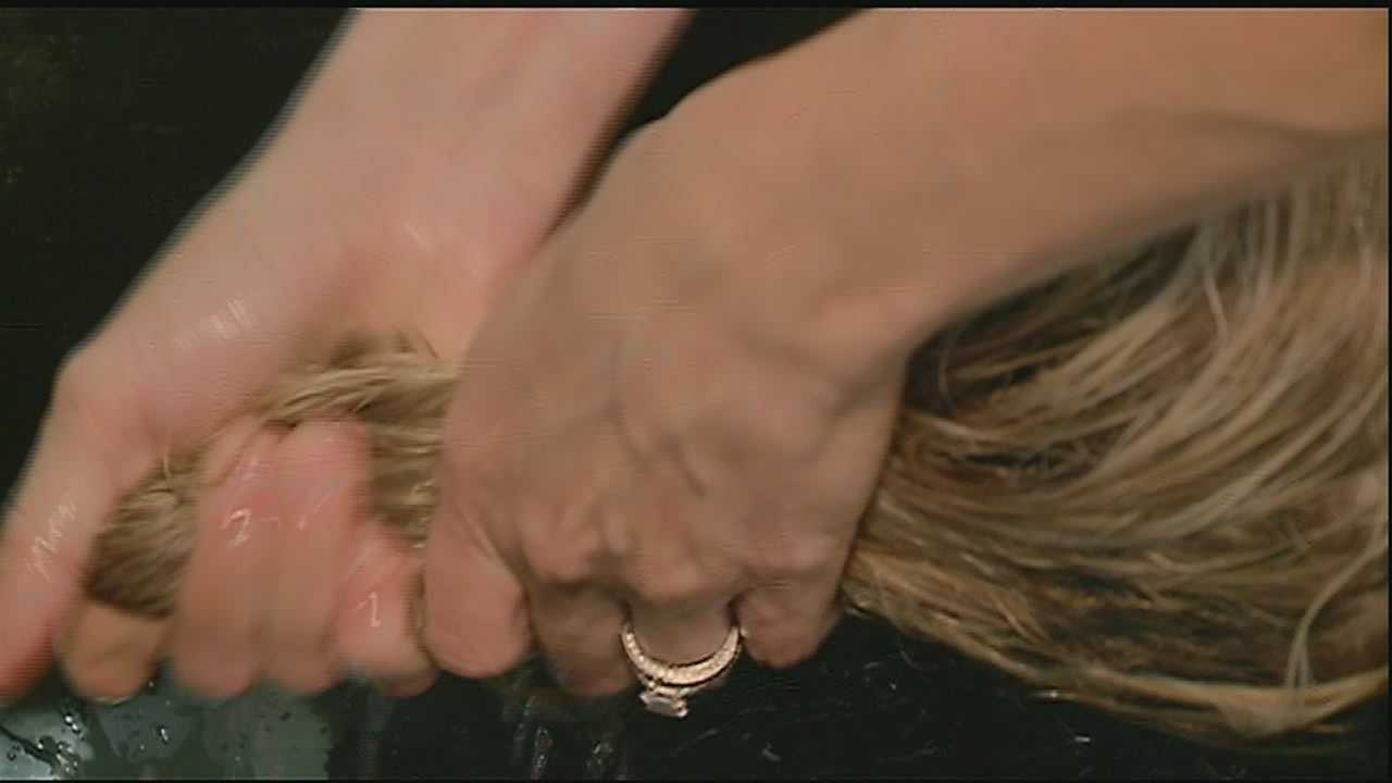 Salons in St. Bernard say higher chlorine levels damaging hair, skin