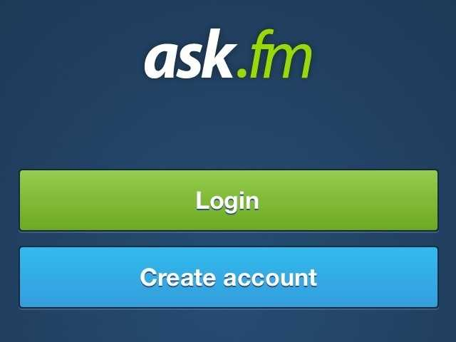Ask.fm is an app that lets users ask any question and share information. People can use the app to post anonymously.