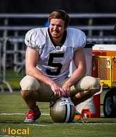 Special teams:After drilling three fourth-quarter field goals to place New Orleans in the winner's circle Sunday, Garrett Hartley has done his best to quiet the critics. However, his 2013 campaign will certainly be judged by more important kicks down the stretch and in January. Atlanta's Matt Bryant has been as consistent as ever at 15-for-16 this year.Matt Bosher approaches Thomas Morstead in punting, which is a compliment for the Falcon.Neither team has a punt or kickoff return touchdown, so I'll go ahead and push.Push