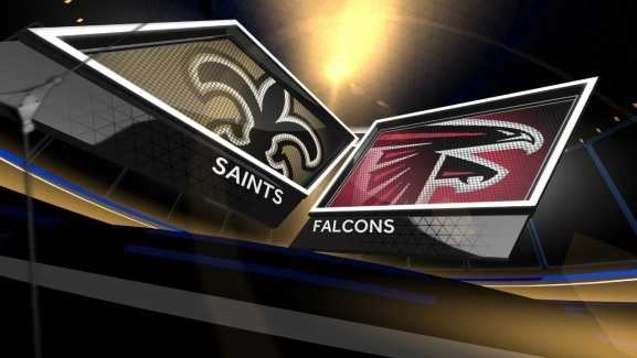 Here is the final injury report submitted by the Saints and Falcons Wednesday.