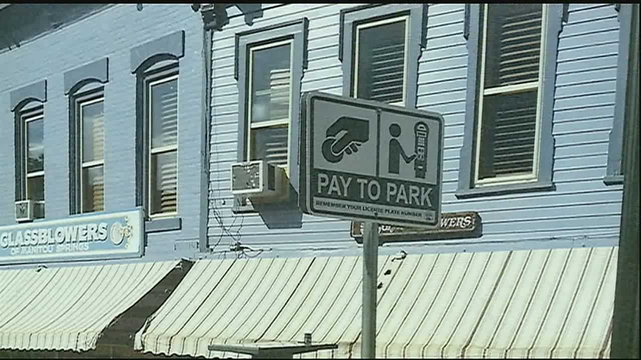 The council believes the new fees could ease the parking headache in downtown Gretna.