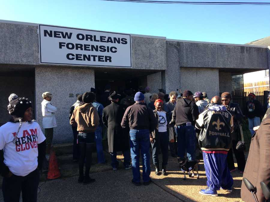 The Orleans Parish Coroner's Office has officially reopened the case into the death of Henry Glover.
