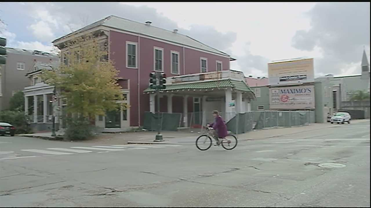 It's been the center of controversy for months. The Vieux Carré Commission and neighbors have been weighing in on a proposal to build a Habana Outpost at North Rampart and Esplanade.
