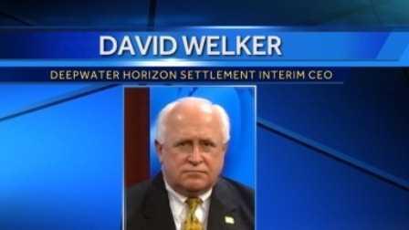 David Welker Settlement Claims interim CEO