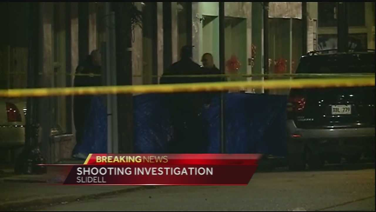Multiple people shot outside Olde Town Slidell bar