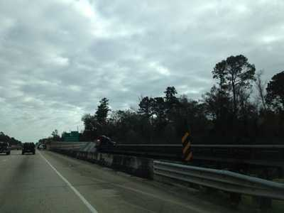 An 18-wheeler was involved in a crash near Ponchatoula.