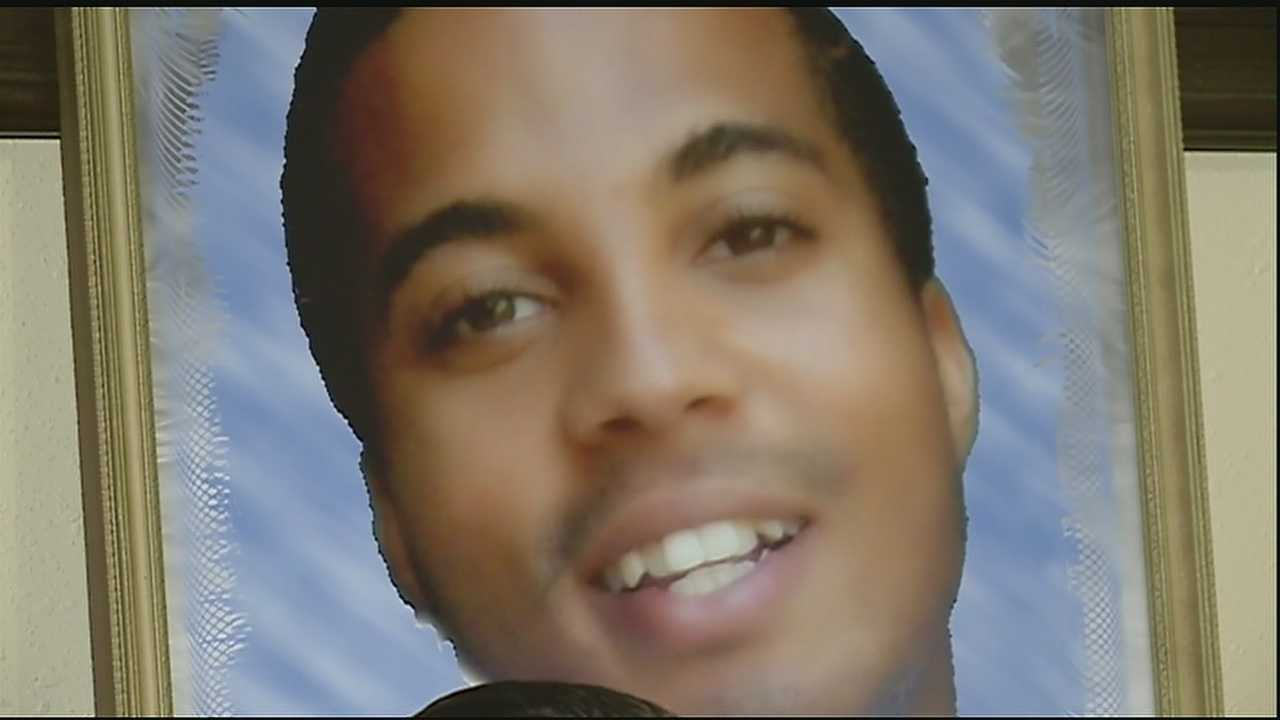 Adolf Grimes III was dunned down by nine NOPD officers Jan. 1, 2009.