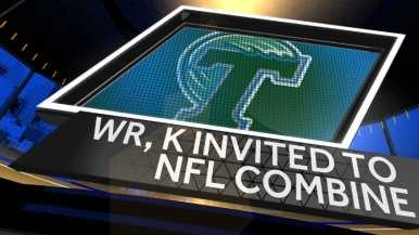 Tulane players to 2014 combine