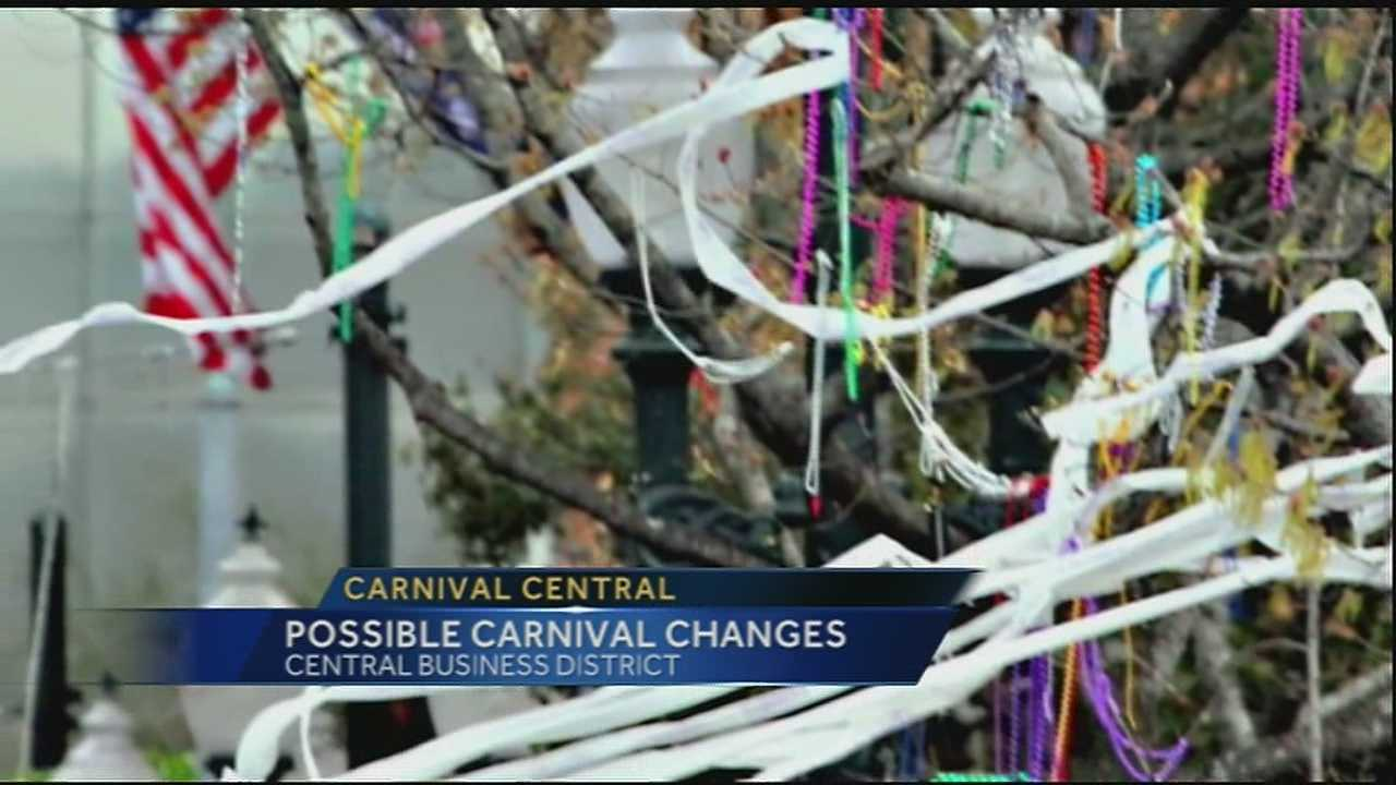 City Council to take up a comprehensive Mardi Gras ordinance