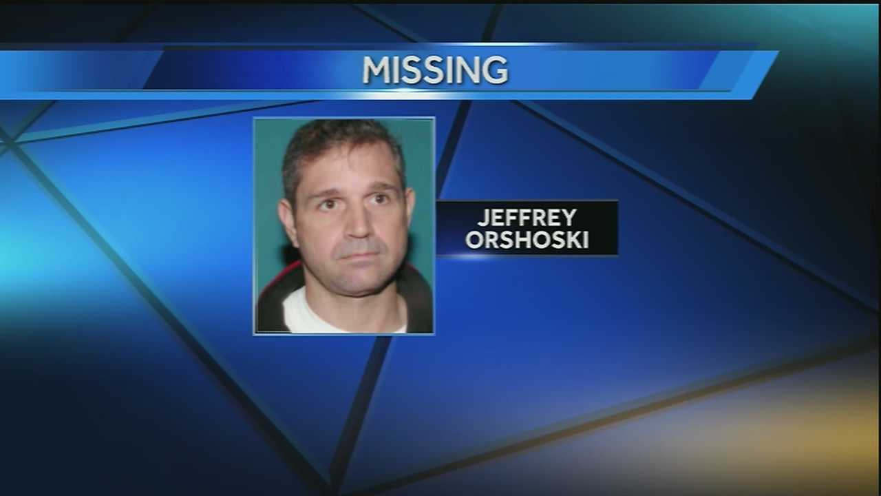 Jeffrey Orshoski has been missing since last week when he failed to show up for work. He is 6 feet 6 inches tall and weighs 190 pounds.