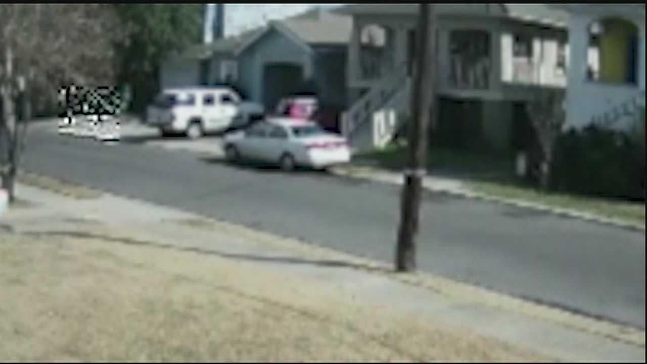 Police in New Orleans are turning to home security after a carjacking happened in Broadmoor.