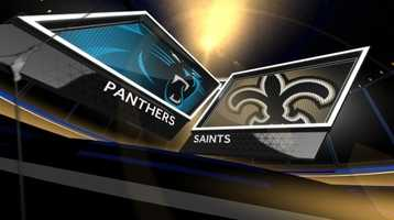 Week 14 – Saints 31, Panthers 13In a battle of 9-3 squads searching for NFC South supremacy, Drew Brees proved why it's practically impossible to beat the Saints in a primetime game in the Dome with four passing touchdowns.Marques Colston and Jimmy Graham split Brees' four touchdown strikes.New Orleans sacked Cam Newton five times and gave him fits all afternoon until he found Steve Smith for a late and meaningless touchdown.It looked like the Saints had the NFC South in the bag, until….