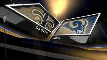 Week 15 – Rams 27, Saints 16The Saints lost their ability to lose to Carolina and still win the NFC South with a shocking loss to Rams in St. Louis.Kellen Clemens threw two first-quarter touchdowns (the first time in his career he had thrown two touchdowns in a quarter), and a late New Orleans rally wasn't nearly enough to overcome 17-0 and 27-3 deficits.Saints kicker Garrett Hartley became former Saints kicker Garrett Hartley after seeing one low kick blocked and another badly shanked in the contest.