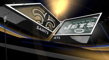 Week 9 – Jets 26, Saints 20Former Saint Chris Ivory, dealt away in the offseason, came back to haunt the Saints with 139 yards and a touchdown in the Jets' 26-20 victory.Marques Colston didn't play, and Darren Sproles left the game during New Orleans' first possession – limiting the targets at Brees' disposal. Jimmy Graham produced a typical Jimmy Graham day with nine catches for 116 yards and two touchdowns.Jets quarterback Geno Smith completed only eight-of-19 passes, but he didn't turn it over and rushed for a touchdown.
