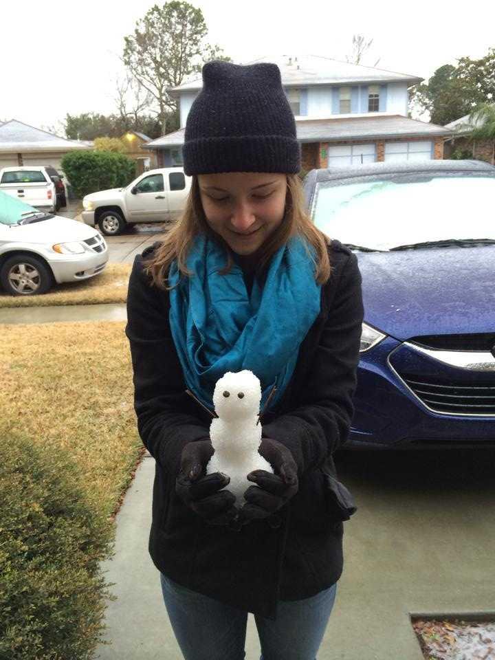 From: Bailey Sharp - MetairieTitle: Ice man