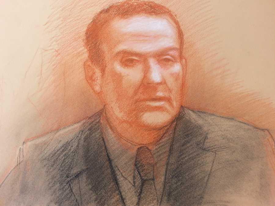Bassam Mekari testifies in Nagin trial