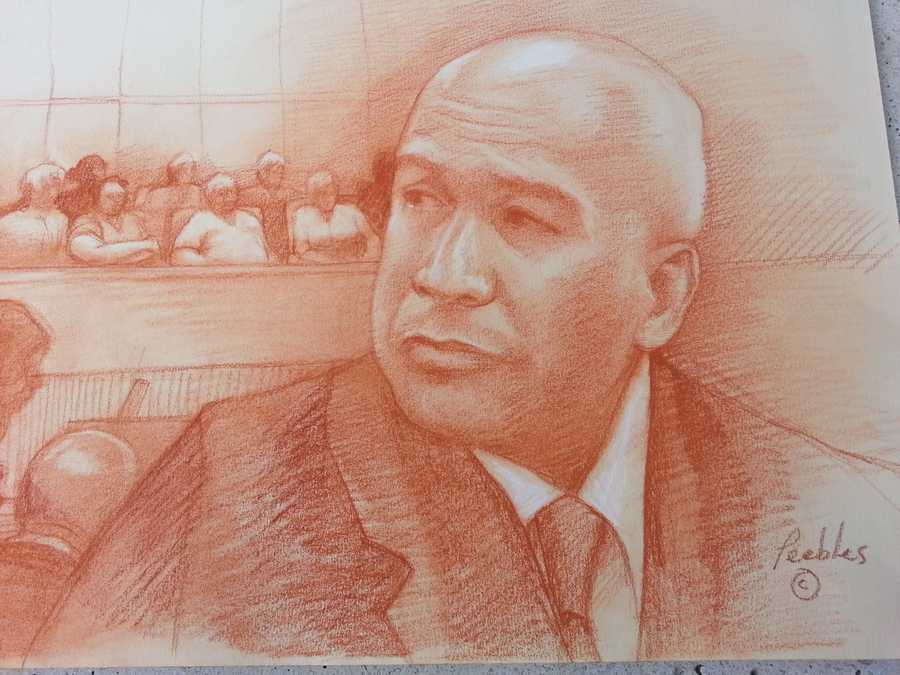 Ray Nagin in day 3 of trial