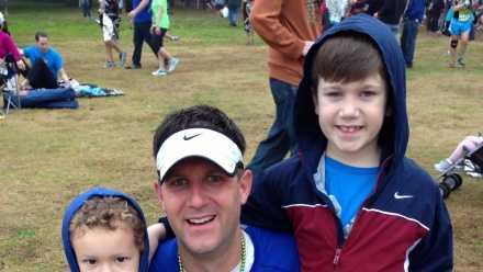Scott Walker rock and roll half marathon