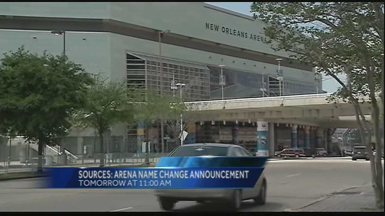 Smoothie King Center? Sources say new name to be unveiled Thursday