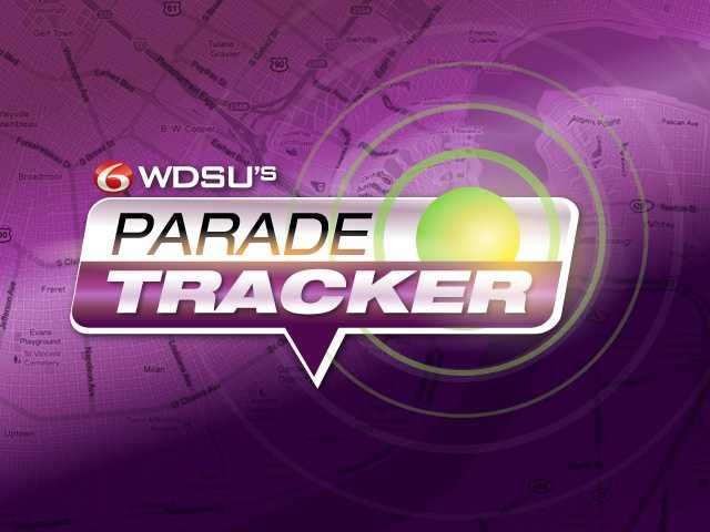 Download the WDSU Parade Tracker for iPhone and Android smartphones!