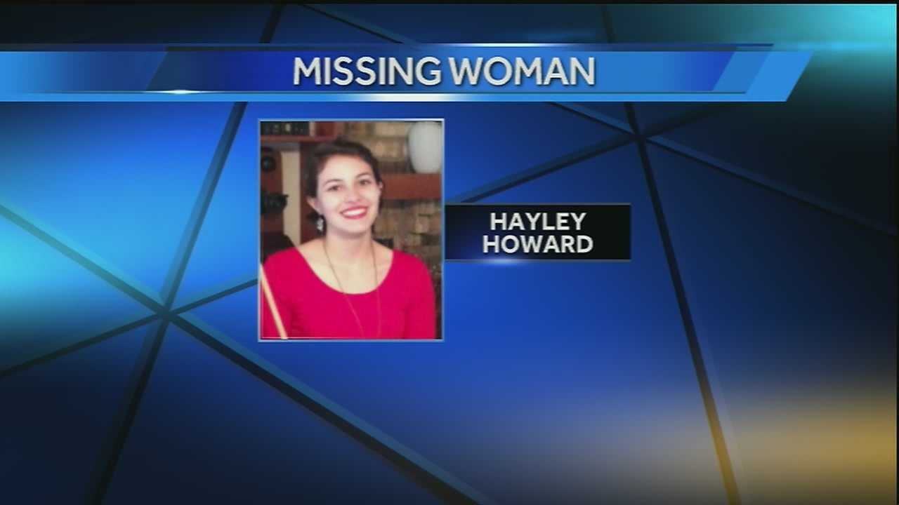 Police, family and friends continue their search for missing 19-year-old Hayley Howard.