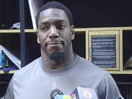 Jonathan VilmaVilma may not have started with the Saints, but he will also hold a special place in the hearts of the black and gold nation for being one of New Orleans' scapegoats during Bounty-gate. The inside linebacker came over from the Jets by way of a trade during the 2008 offseason. In six seasons, he appeared in 70 games with 68 starts patrolling the middle of the New Orleans defense and recorded 530 tackles (331 solo), eight sacks, six interceptions, 27 passes defensed, five forced fumbles and seven fumble recoveries. He played in only one game this season, fittingly enough, a road game at the Jets.