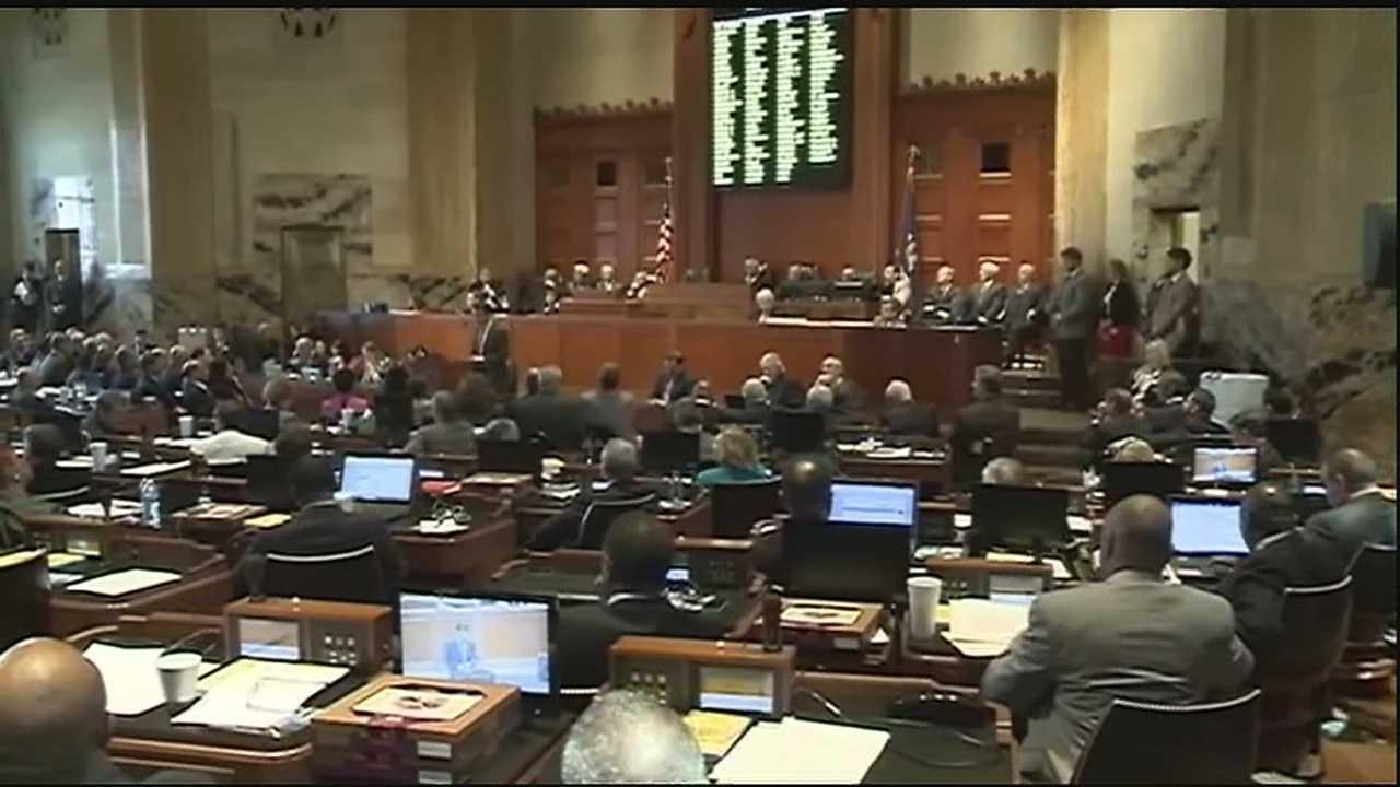 La. legislative session