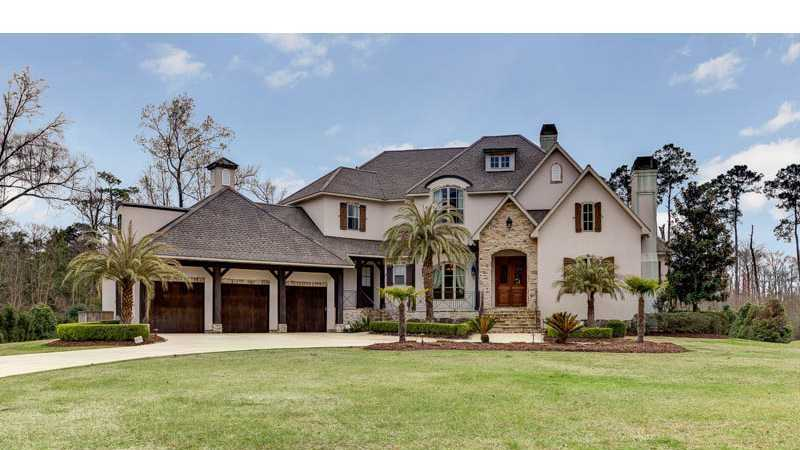 A private 2.2 acre lot with no neighbors behind it is featured in this week's Mansion Monday. The home is located at 58 Preserve Lane and is listed at $875,000. Contact Gardner Realtors for more information - info@gardnerrealtors.com or by phone: 800-566-7801.