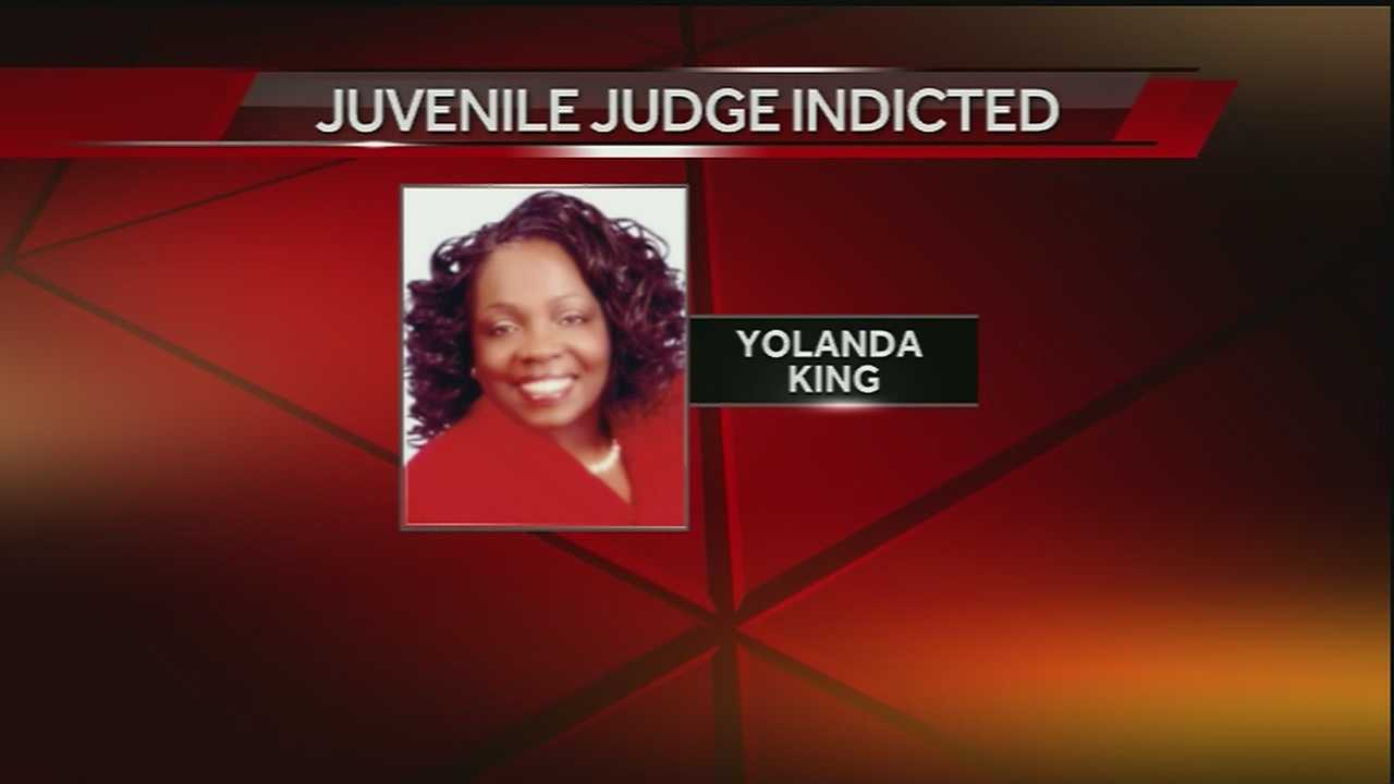 The Louisiana Attorney's General's Office confirmed to the WDSU I-Team that Orleans Parish Juvenile Court Judge Yolanda King was indicted Thursday.