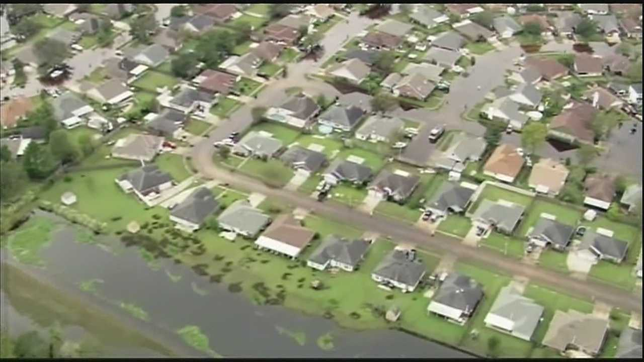 New flood insurance law brings relief to Louisiana homeowners