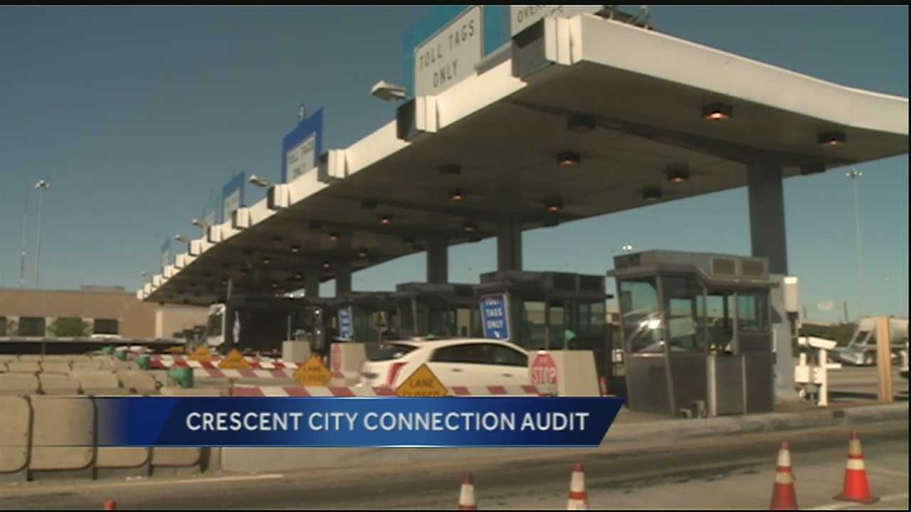 Audit reveals issues with Crescent City Connection refund program
