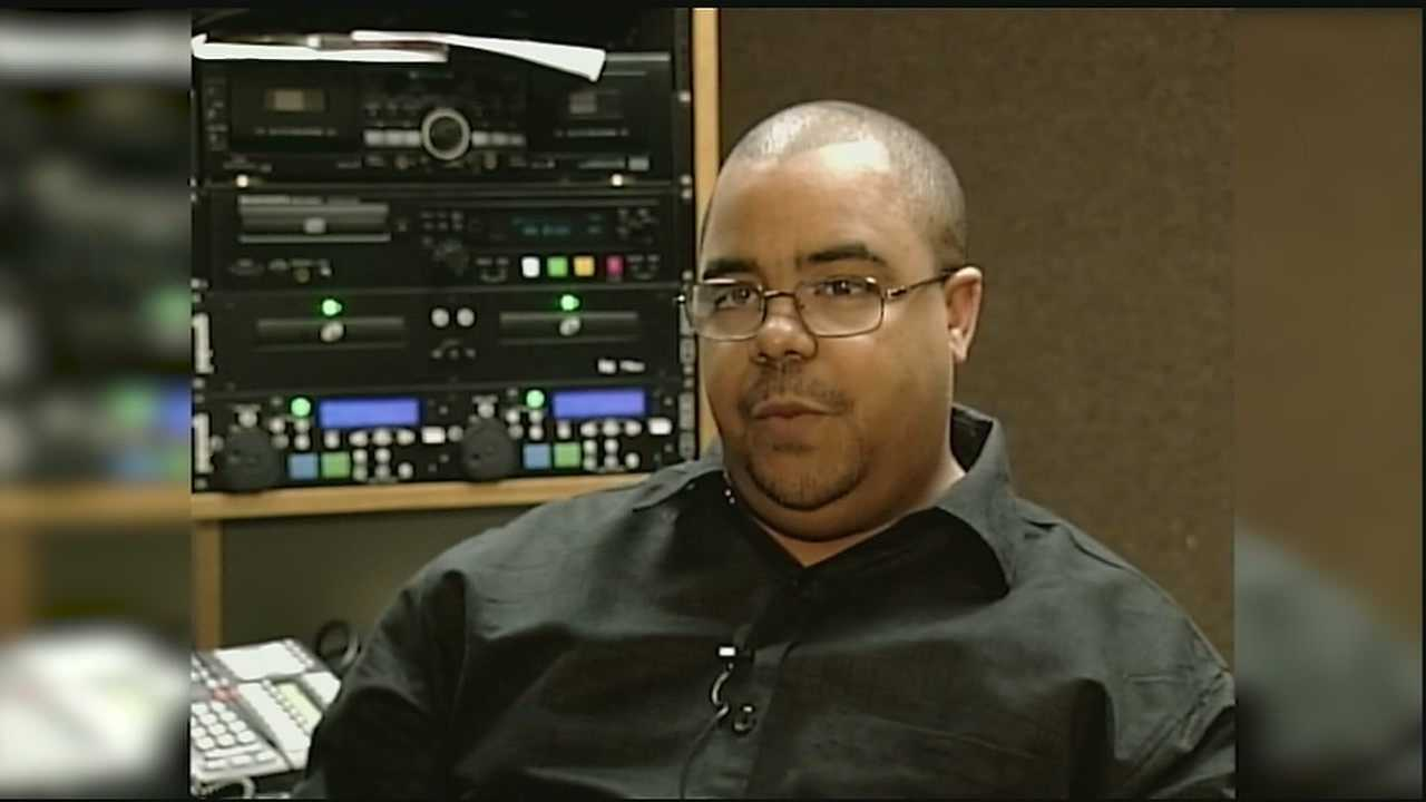 Popular radio host accused of theft, forgery