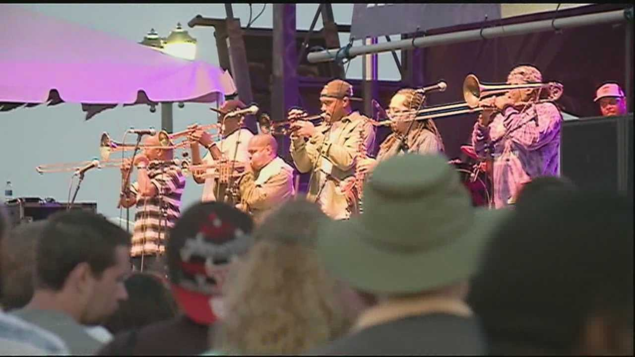 French Quarter Fest heads into the weekend