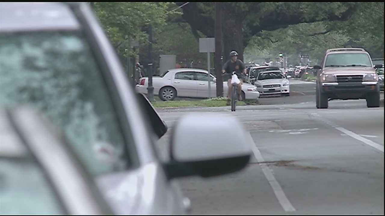 Attacks on bicyclists has residents alert