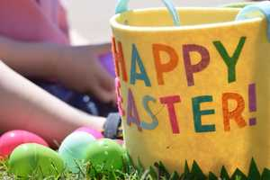 This egg hunt in Belle Chasse was one of hundreds of area events geared for kids this Easter weekend.