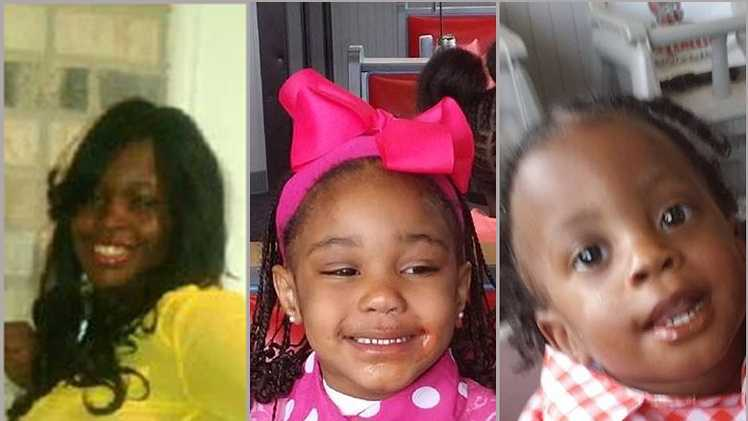 New Orleans woman, 2 children missing