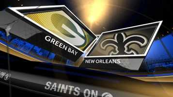 Oct. 26: Green Bay At New Orleans (7:30 p.m.)